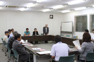 第一回実行委員会会議